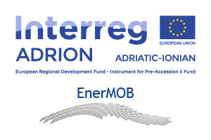 Interregional Electromobility Networks for intERurban low carbon MOBility Logo